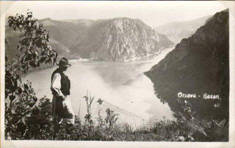 vedere_din_cazane_1920_1930