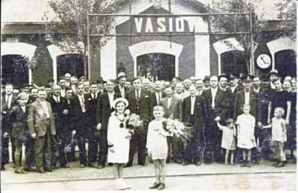 in-gara-la-vasiova-interbelica