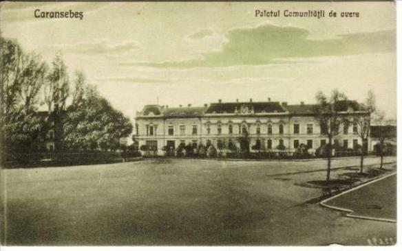 caransebes_palatul_comunitatii_de_avere_1930