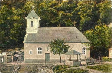 ciclova_manastirea_calugarul_1920_1930