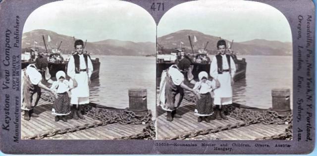 mama-si-copii-din-orsova-1900