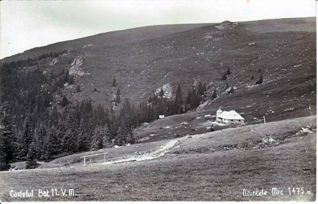 muntele_mic_cabana_vanatorilor_de_munte_1933