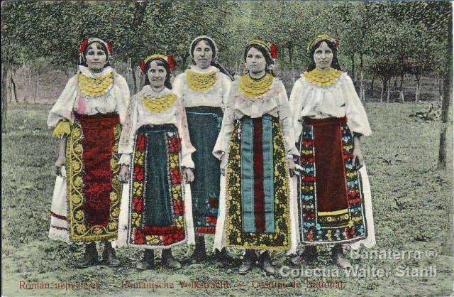 tinere-banatence-cu-salbe-zona-lugoj-caransebes-1911